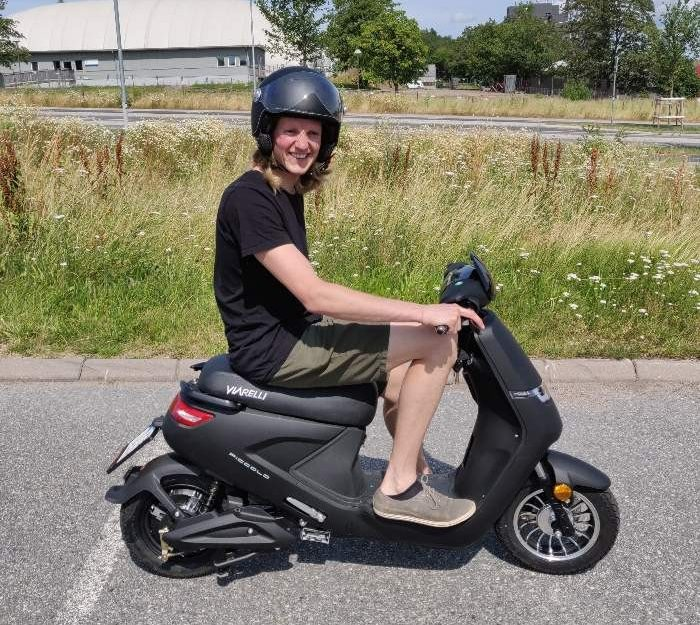 Viarelli Piccolo elmoped